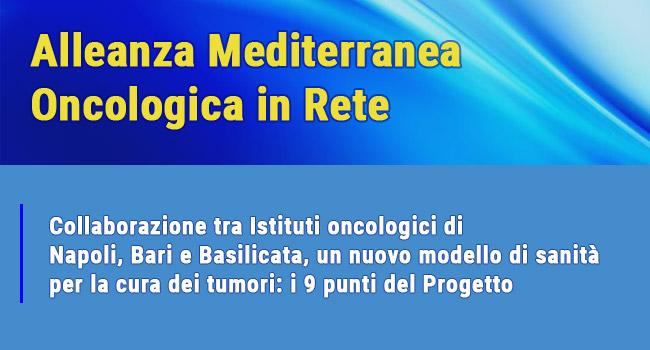 Alleanza Mediterranea Oncologica in Rete