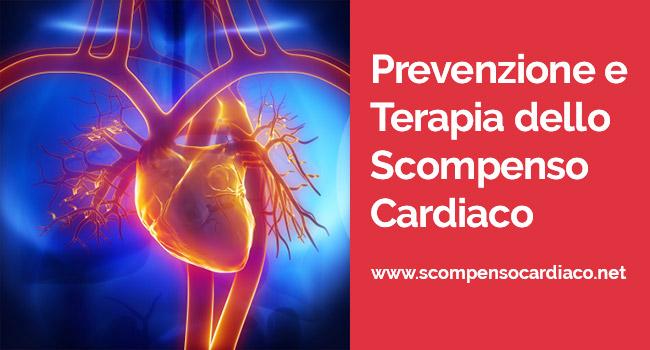 Prevenzione e  Terapia dello Scompenso Cardiaco