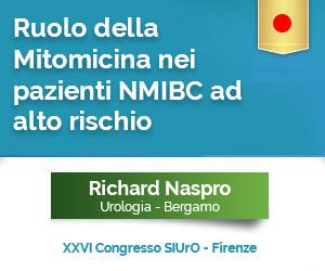 Ruolo della mitomicina nei pazienti NMIBC ad alto rischio