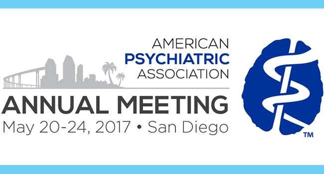 American Psychiatric annual meeting