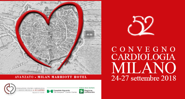 52 convegno cardiologia milano